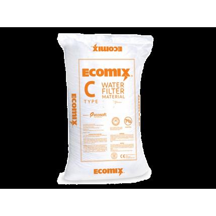 Фильтрующий материал ECOMIX С 25 л ECOMIXC25