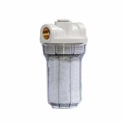 """Фильтр для воды Аква Кут MIGNON Gusam 2P 5"""" 1/2"""" 3 выхода (с полифосфатом) HP 10907"""