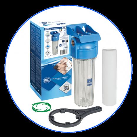 10-ти дюймовый линейный корпус Aquafilter FHPRх-HP1