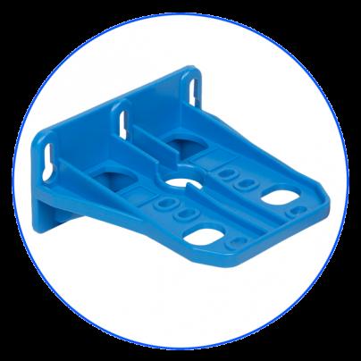 Одинарный пластиковый кронштейн (FXBR1PN)