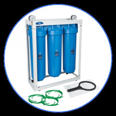 """20"""" линейная система очистки воды Big Blue HHBB20B"""