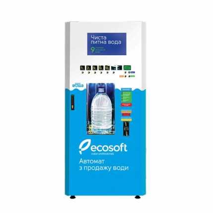 Автомат по производству воды Ecosoft  КА-250 KA250ROBCD