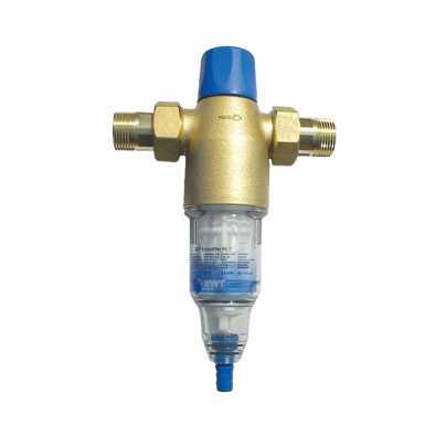 """Фильтр механический с ручной промывкой BWT Europafilter RS (RF) ¾""""  810233"""