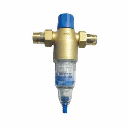 """Фильтр механический с ручной промывкой BWT Europafilter RS (RF) 1""""  810234"""