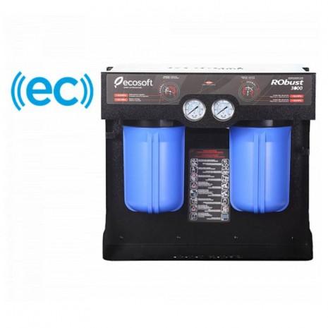 Фильтр обратного осмоса Ecosoft RObust 3000 ECONNECT ROBUST3000EC