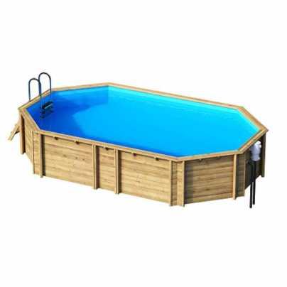 Деревянный бассейн  TROPIC +640 (27116205)