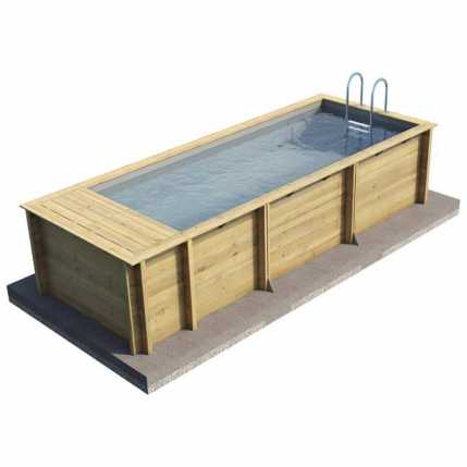 Деревянный бассейн  URBAN POOL'N BOX (27180018)