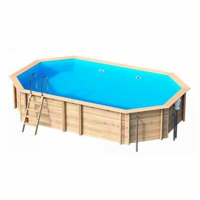Деревянный бассейн  WEVA +640 (27126210)