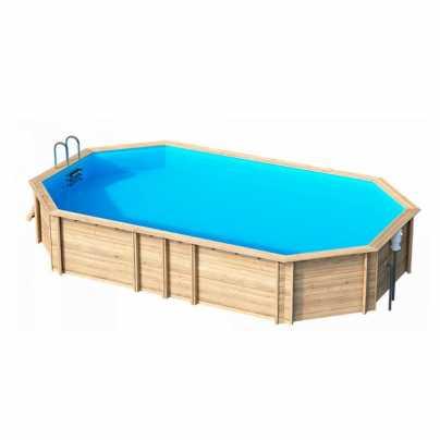 Деревянный бассейн  WEVA +840 (27128210)