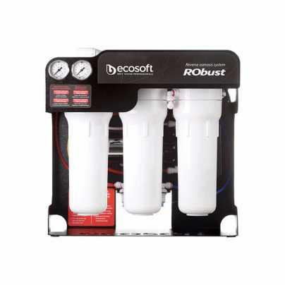 Фильтр обратного осмоса Ecosoft RObust 1000 ROBUST1000
