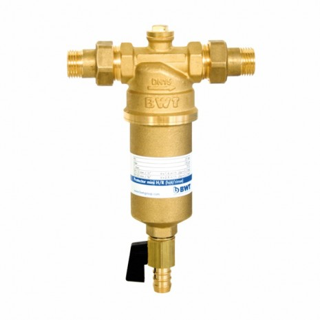 """Фильтр для горячей воды BWT Protector mini ¾"""" HR 810507"""