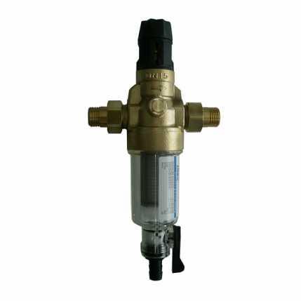 """Фильтр для холодной воды с регулятором давления BWT Protector mini HWS ½"""" CR 810548"""