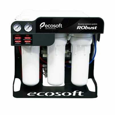 Фильтр обратного осмоса Ecosoft RObust 1000 (ROBUSTUA)
