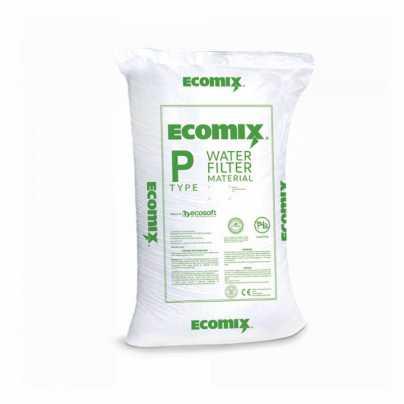 Фильтрующий материал ECOMIX Р 25 л ECOMIXР25