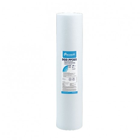 Градиентный картридж для механической очистки воды Ecosoft BB20 (CPV4520205ECO)