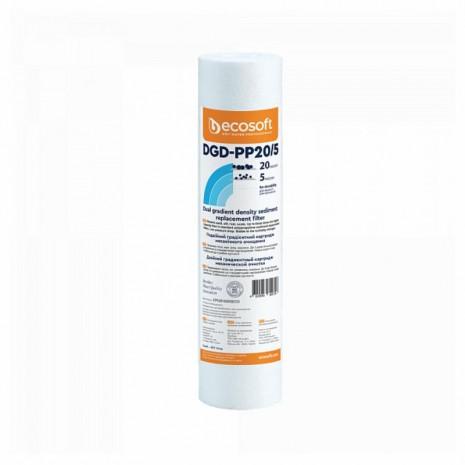 """Градиентный картридж из вспененного полипропилена Ecosoft 2,5""""x10"""" CPV2510205ECO"""