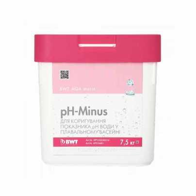 Гранулы BWT AQA marin pH-minus  (7,5 кг) (APS16681)