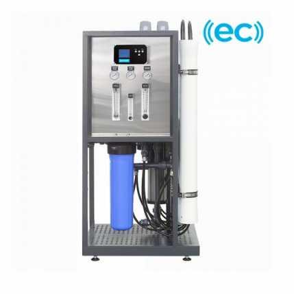 Коммерческая система обратного осмоса Ecosoft MO24000 ECONNECT (без мембран) M24VCOTFWE0UN