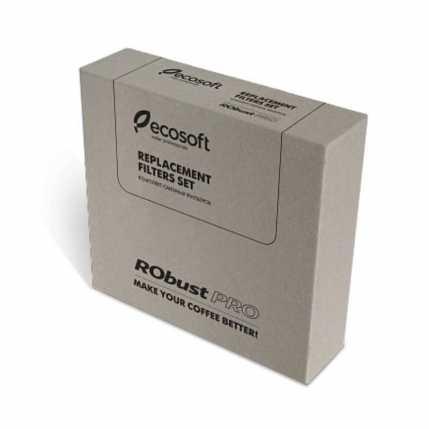 Комплект картриджей Ecosoft 1-2-3-4 для фильтра RObust PRO CHVROBUSTPRO