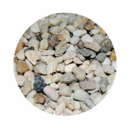 Кварцевый песок 2-6 мм для подложки 25 кг QUS26