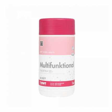 Многофункциональные таблетки BWT AQA marin MULTIFUNKTIONAL (1кг) (APS14468)
