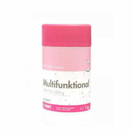 Многофункциональные таблетки BWT AQA marin MULTIFUNKTIONAL 200 г. (уп. 1кг) (APS14469)