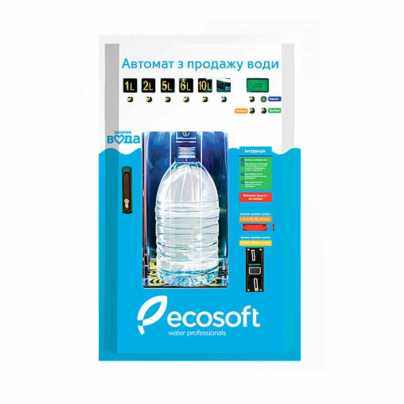 Панель налива воды Ecosoft  КА-100 (Брендирование Ecosoft )