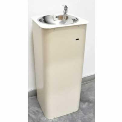 Питьевой фонтанчик DARVODA ПФ-1-4К c бесконтактной подачей воды (ПФ-1-4К White Beige)