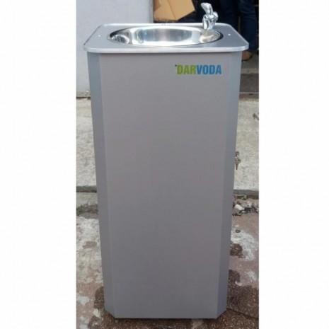 Питьевой фонтанчик DARVODA ПФ-1-4КД  с дверцей (ПФ-1-4КД)