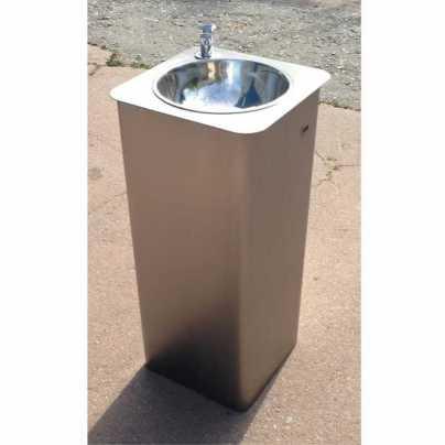 Питьевой фонтанчик DARVODA ПФ-1-4НЖ с механической подачей воды (ПФ-1-4НЖ)