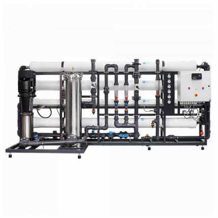 Промышленная система обратного осмоса Ecosoft  MO12 (без мембран) MO12XLWE0UN