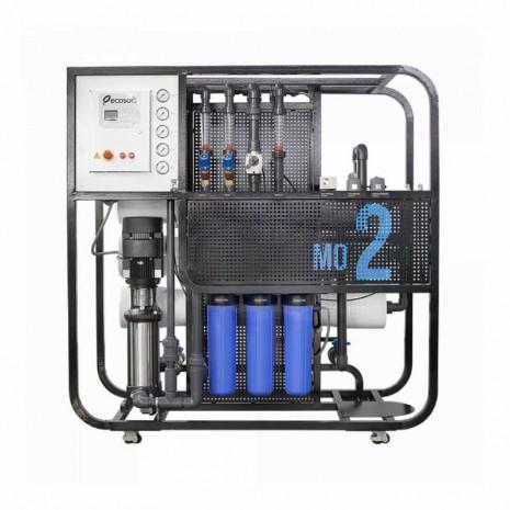 Промышленная система обратного осмоса Ecosoft MO2 ECONNECT (без мембран) MO22CONWE