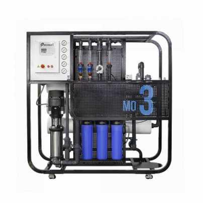 Промышленная система обратного осмоса Ecosoft MO3 ECONNECT (без мембран) MO33CONWE