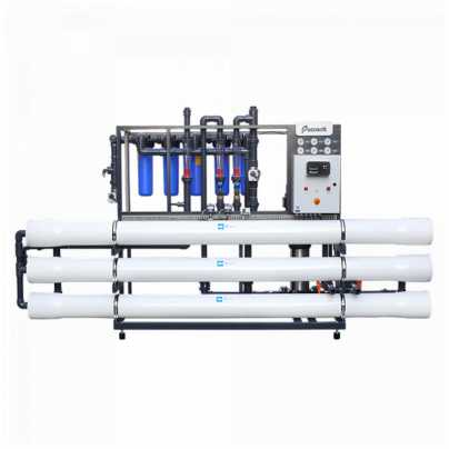 Промышленная система обратного осмоса Ecosoft MO9 (без мембран) MO93XLWE0UN