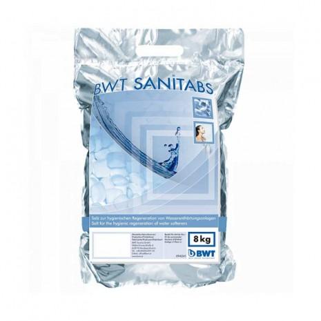 Соль для регенерации и дезинфекции BWT SANITABS 94241