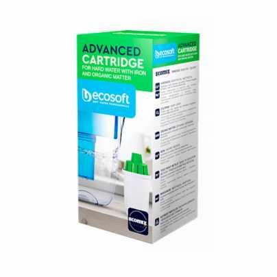 Улучшенный сменный картридж Ecosoft к фильтрам-кувшинам CRVKECO