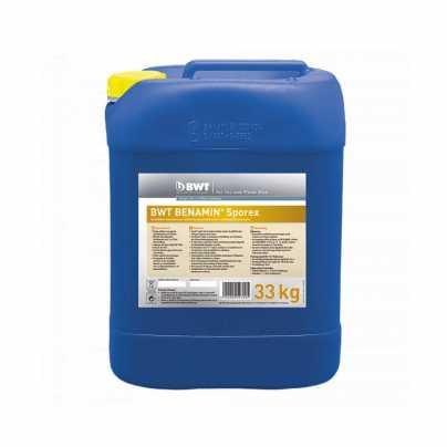 Жидкое дезинфицирующее средство BWT BENAMIN SPOREX (33 кг) (352700)
