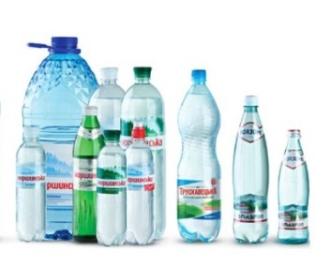 Бутилированные минеральные воды