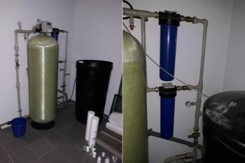 Система очистки воды для жилого комплекса