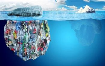 Більшість пластикових пляшок опиняються на смітнику чи в океане