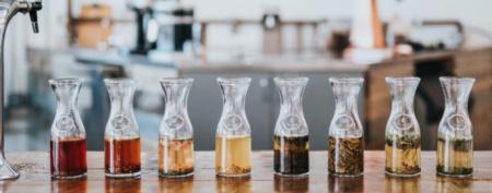 Химия воды для чая